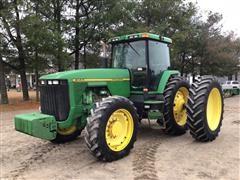 1995 John Deere 8100 MFWD Tractor