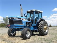 1990 Ford 8830 2WD Tractor