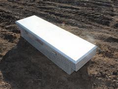 Delta Aluminum Pickup Bed Tool Box
