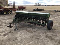 John Deere 10' Wide Grain Drill