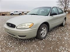 2006 Ford Taurus SE 4 Door Sedan
