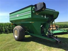J&M 875 - 18 Grain Cart