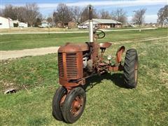 VAC Case 2WD Tractor