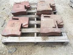 International 383393R1 100# Tractor Suitcase Weights