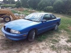 1996 Oldsmobile Achieva 2 Door Coupe