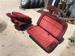 1988 Chevrolet 1500 Bucket Seats