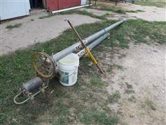 Mayrath 15-1/2' 12V Drill Fill Auger
