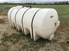 1000 Gallon Water Tank