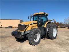 2009 Challenger MT665C MFWD Tractor