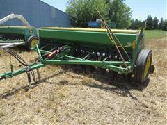 John Deere 8350 8-20 Double Disc Grain Drill