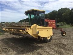 New Holland 2550 Self Propelled Windrower