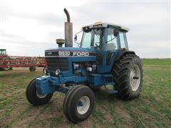 1991 Ford 8630 2WD Tractor