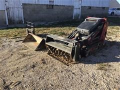 2009 Toro Dingo TX 525 Tracked Compact Loader