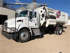 2016 Kenworth Roto-Mix 620-16XD Feed Truck