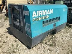 2006 Airman PDS185S Diesel Air Compressor