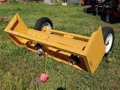 2020 Industrias America F07 Box Scraper