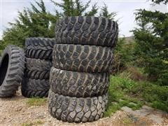 Titan 26.5 R25 Loader Tires