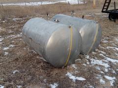 C&S Saddle Tanks