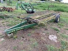 John Deere 200 Hay Stack & Bale Mover