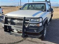 2005 Chevrolet 2500 Flatbed Pickup