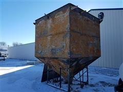 Lowry Mfg 50010 500 Bushel Dump Bin