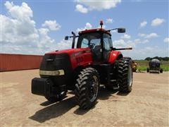2011 Case IH Magnum 225 CVT MFWD Tractor