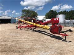 2016 Westfield MKX130-84 Swing Hopper Auger