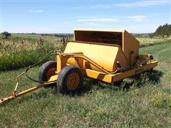 Servis 50 RF Soil Mover Dirt Scraper