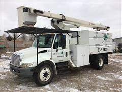 2008 International 4300 55' Bucket Truck