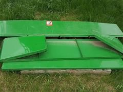 John Deere 9650 Grain Bin Extension