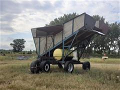 Shop Built Forage Wagon