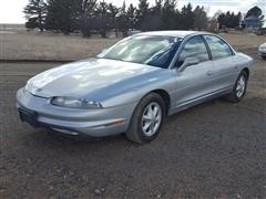 1999 Oldsmobile Aurora 4 Door Sedan