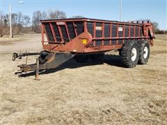 2009 Spread-All TR22T T/A Manure Spreader