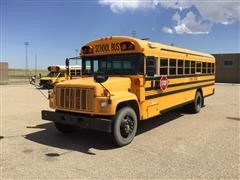 1998 GMC Blue Bird School Bus