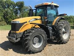 2012 Challenger MT645D MFWD Tractor