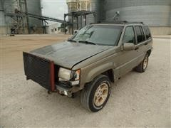 1998 Jeep Cherokee Limited 4x4 SUV