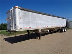 1999 Timpte Super Hopper 40' T/A Grain Trailer