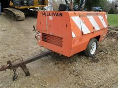 Sullivan D210QJD5 Air Compressor