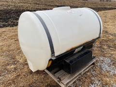 Agri-Products 300-Gal Poly Tank