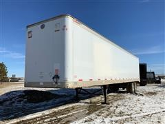 1993 Great Dane 7311TWL T/A Enclosed Van Trailer