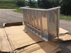 Aero Duralight Aluminum Trailer Mounted Bulkhead