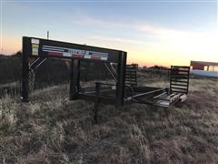Donahue EXC-160 T/A Swather Trailer