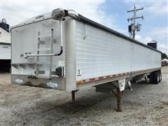 1995 Wilson DWH-400 Pacesetter T/A Grain Trailer