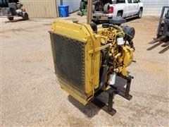 Caterpillar 3054 Power Unit