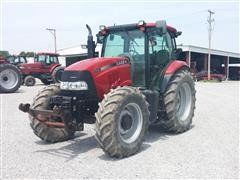 2012 Case International Maxxum 125 Tractor