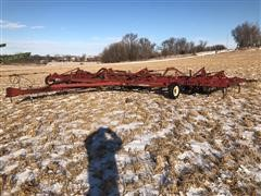 Case IH 4700 Spring Tooth Field Cultivator
