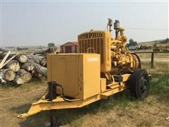 Caterpillar D8800 4 Cylinder Engine Power Unit