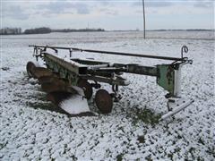 John Deere 450 5 Bottom Plow