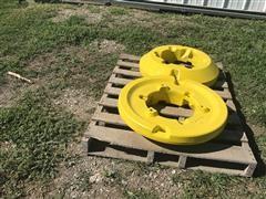 John Deere R41030 Rear Wheel Weights