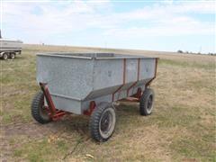Electric Feeder Wagon